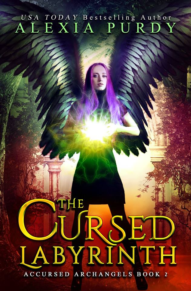 alexa purdy the cursed labyrinth